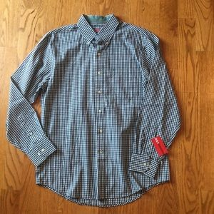 Nwt izod men's button up top
